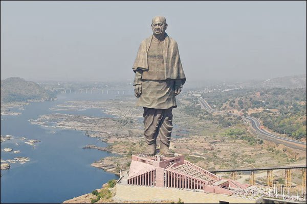 Statue of Unity put up for sale on OLX for coronavirus donations  investigation underway