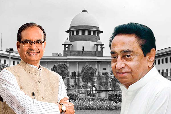 SC holds Governor Lalji Tandon decision to order a floor test in MP valid relief for Shivraj