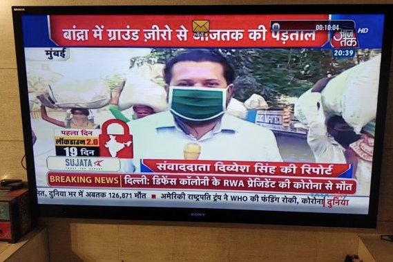 News channel reports Delhi Army veteran dead  he tweets and he is alive and seeks apology