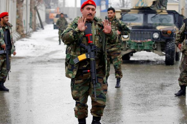 Suicide blasts kill 40 in Afghanistan role of Pakistan  ISI suspected