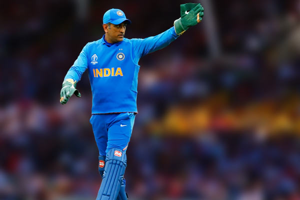 Former selector gave statement about Dhoni return to Indian team