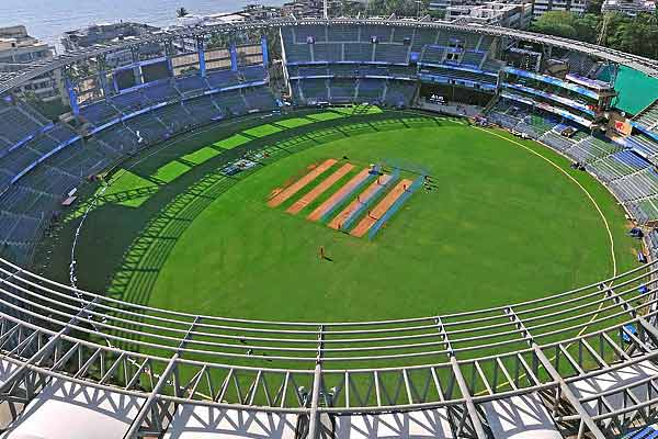 Wankhede Stadium to be used as quarantine centre