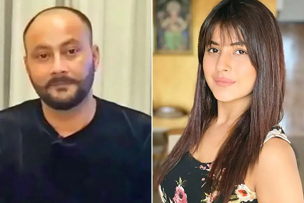 Shehnaz Gill father Santokh Singh booked for raping a girl at gunpoint