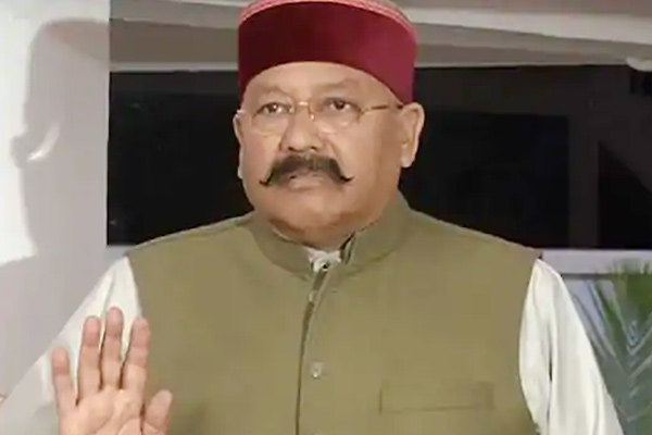 22 people infected including Uttarakhand cabinet minister Satpal Maharaj and son-daughter-in-law