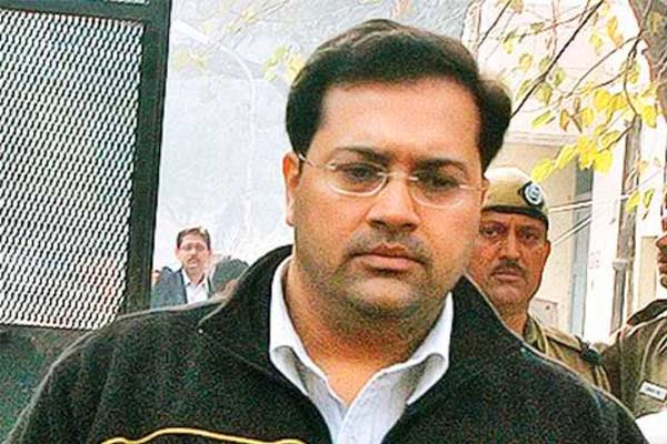 Delhi Manu Sharma convicted of Jessica Lal murder prematurely released from jail