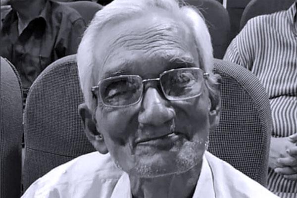 Baidyanath Basak assistant cameraman dies in Raj Kapoor film