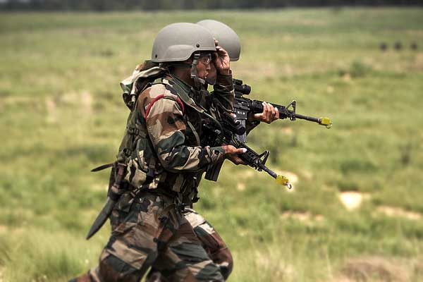 Five terrorists gunned down in Shopian encounter in J&ampK search operation underway