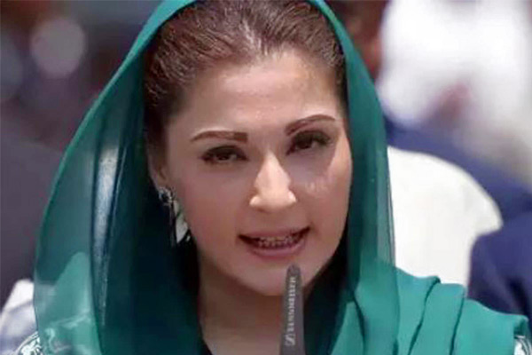 Now former Pakistani PM daughter Maryam Nawaz will handle her Instagram account herself