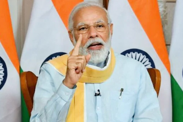 Capable of giving fitting reply says PM Modi after Ladakh clash