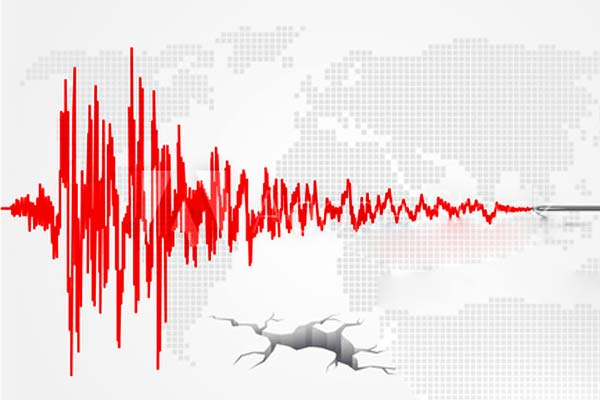 Earthquake tremors felt in Turkey magnitude 5.4