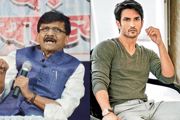 Sushant was not mentally stable Committed suicide due to failure Shiv Sena Sanjay Raut