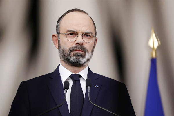 French Prime Minister Edouard Philippe resigns along with ministers