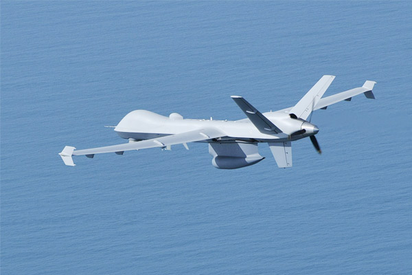 US offers to give 30C Guardian Predator-B to India