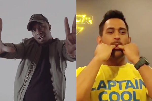Dwayne Bravo releases Number 7 song as a tribute to MS Dhoni on his 39th birthday