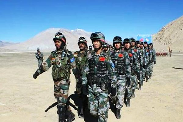 Chinese army completely withdrawn from Gogra-Hot Springs talks will be held again today