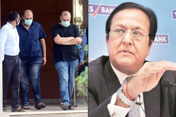 ED attaches assets worth Rs 2,800 crore to Rana Kapoor and Wadhawan Brothers