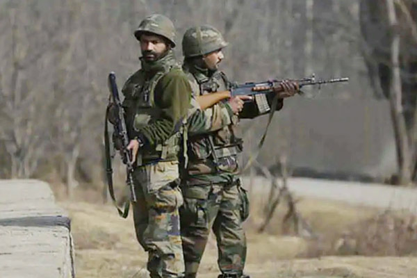 Security forces killed 2 terrorists infiltrating Nowgam sector of Handwara