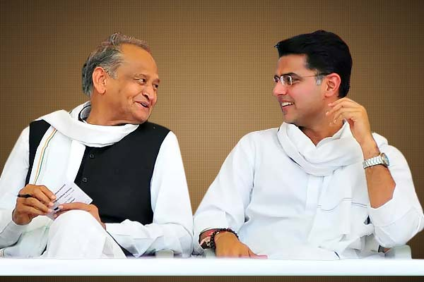 No threat to government in Rajasthan all MLAs in touch with the party claims Congress