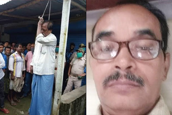 BJP MLA body found hanging from rope in West Bengal party accused of murder,demand for CBI inquiry
