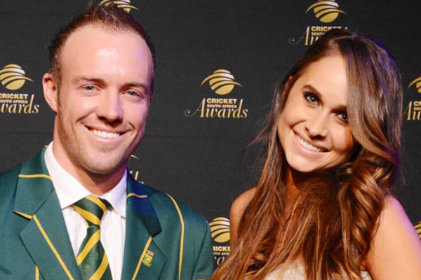 AB de Villiers and his wife Danielle de Villiers to have third child together