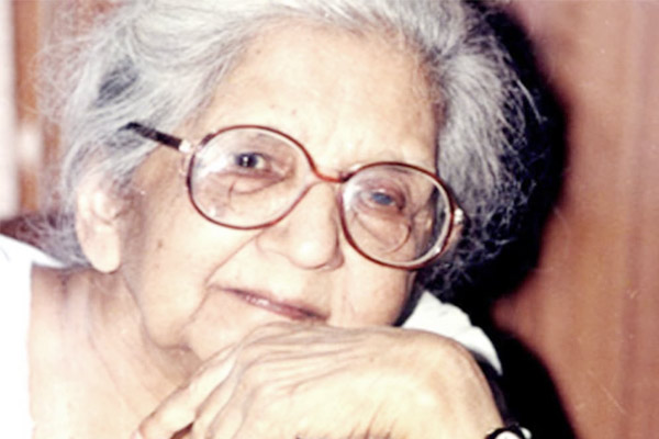 Aruna Asaf Ali who was imprisoned several times for freedom, born today in 1909