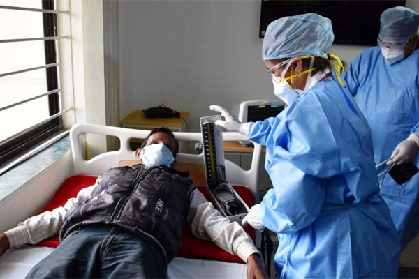 Corona infection cases in country cross 10 lakh but still relief