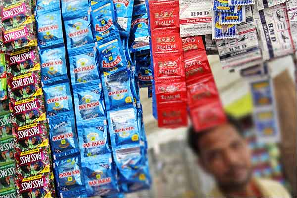 Manufacture storage and distribution of gutkha banned in Delhi for one more year