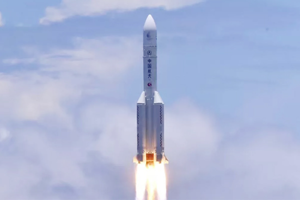 Chinese spacecraft Tianwen1 to detect ice on Mars launch