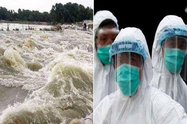 Another leader died in Bihar from Corona 11 killed by floods