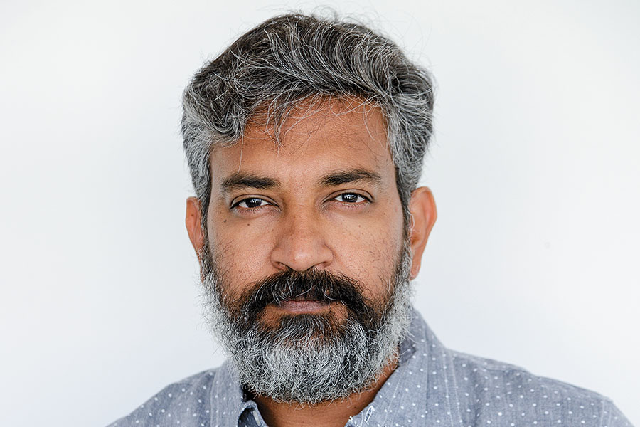 Baahubali director SS Rajamouli & family test mildly positive for Coronavirus