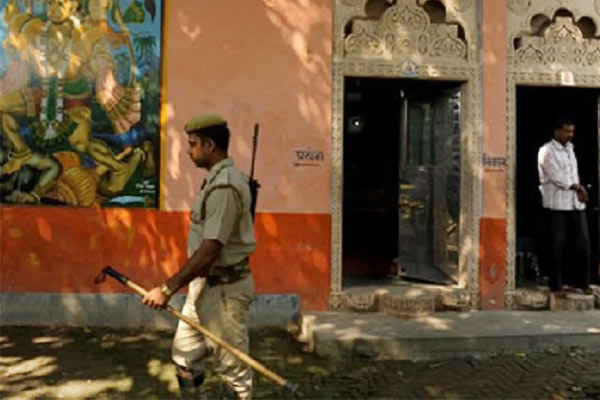 Ayodhya priest 16 cops test positive for Covid19 ahead of PM Modi visit