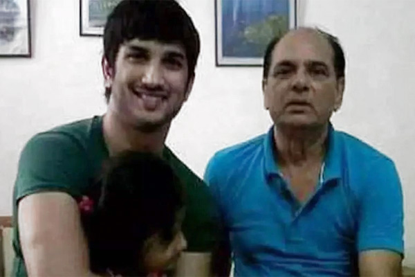 On February 25th I informed Bandra Police that Sushant is in danger Sushant Singh Rajput Father