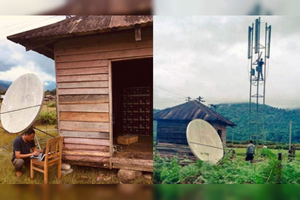 Remotest place in Arunachal Pradesh Changlang receives 2G mobile connectivity