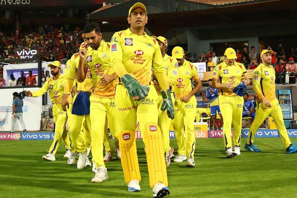IPL Governing Council forbids CSK from reaching UAE early before August 20