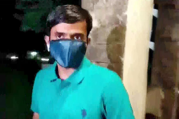 Vinay Tiwari investigating officer of Sushant case allowed by BMC to leave Quarantine