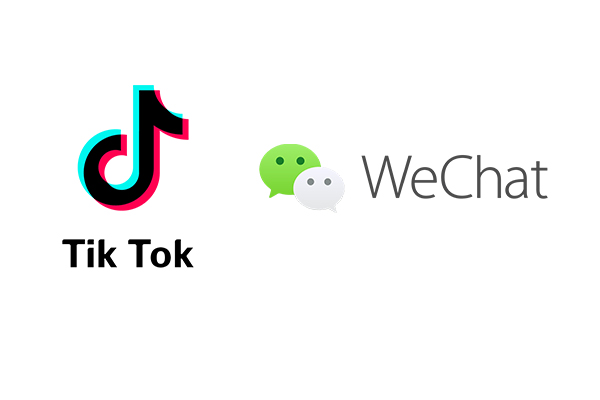 China urges Washington to correct its mistakes after Trump bans TikTok WeChat