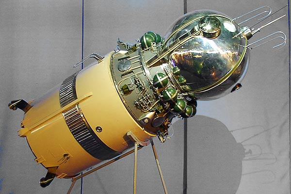 In 1962 the Soviet Union launched the Vostok 3 spacecraft on this day