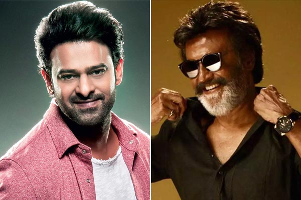 Prabhas beats highest paid Indian actor Rajinikanth will charge Rs 100 crore in next film