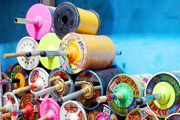 Delhi shopkeepers not to sell Chinese manja kites for Independence Day celebrations this year