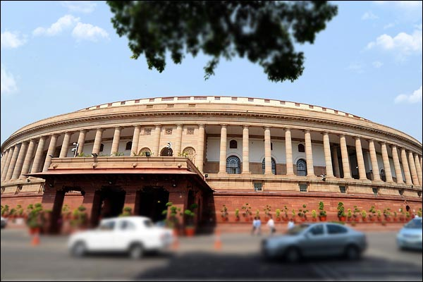 Staggered seating bacteria-killing device Parliament Monsoon Session to witness several firsts in vi