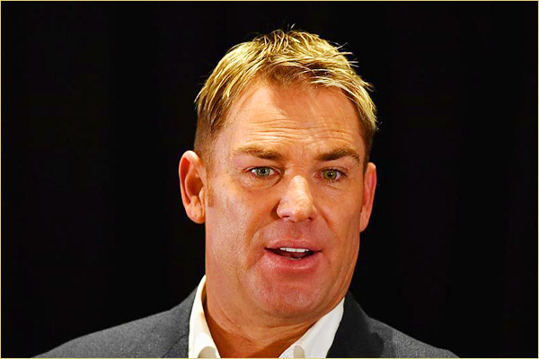 Would you like to come and play in the Hundred Shane Warne asks MS Dhoni upon his retirement