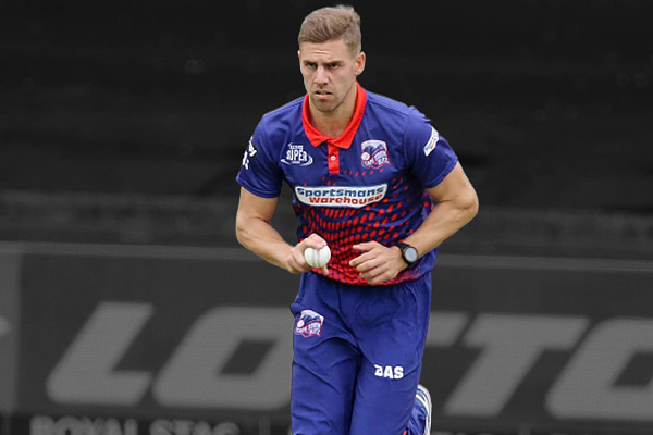IPL 2020 Delhi Capitals replace Chris Woakes with Anrich Nortje