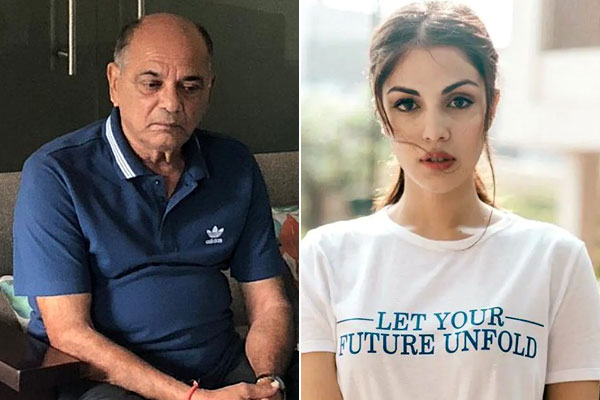 Sushant father left his mother & that was a major cause of his depression Rhea Chakraborty