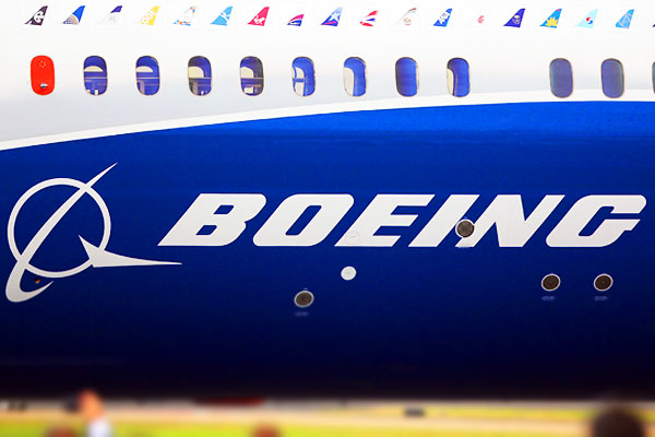 Boeing grounds several 787 jets owing to manufacturing defect
