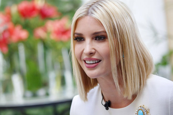 Donald Trump is people president and champion of American workers Ivanka Trump