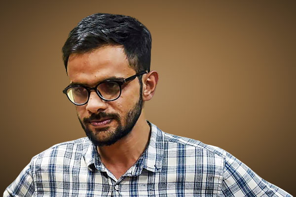11 lakh pages documents against Umar Khalid