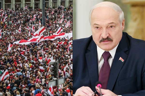 EU: Lukašenko nije legitimni predsjednik Bjelorusije