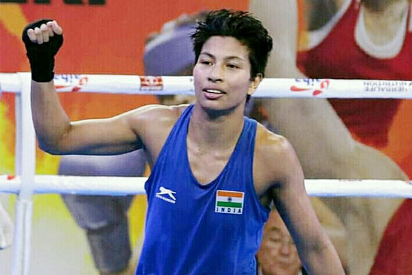 Indian boxer Lovlina Borgohain turns out to be Corona positive before touring Italy